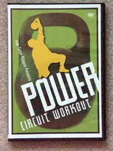 Kettlebell Power Circuit Worout David Whitley